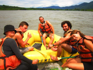 tours and rafting in Manu